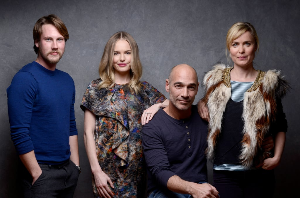 John Robinson, Kate Bosworth, Jean-Marc Barr and Radha Mitchell looked lovely representing Big Sur at the film festival.