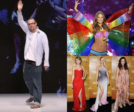 Pictures Fromt the Victoria's Secret Fashion Show, FabSugar Interview With Prabal Gurung, and More Fashion