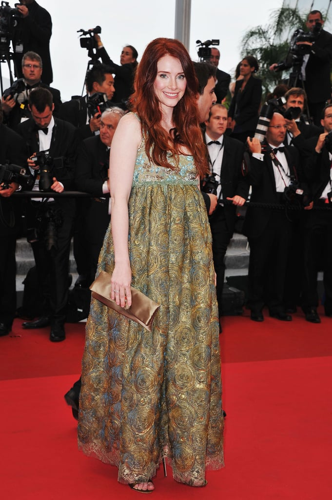 Cannes Red Carpet Style, Day Two