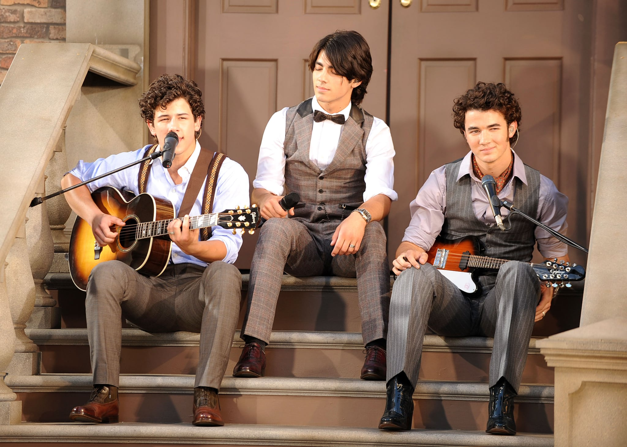 The Jonas Brothers, 2008