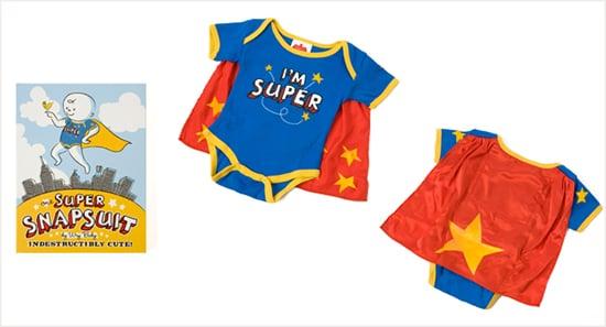 Super Baby Onesie