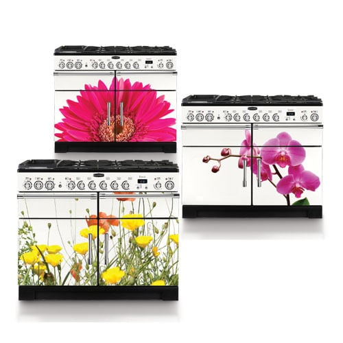 Crave Worthy: Rangemaster Floral Edition Range Cookers
