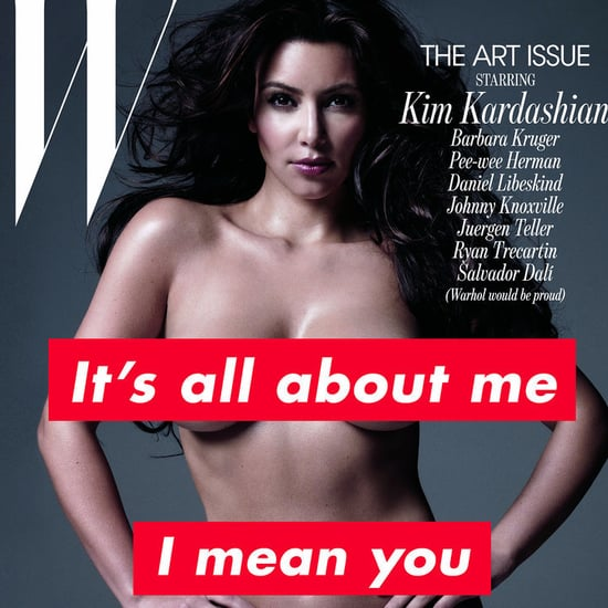 Kim Kardashian's Nude Moments