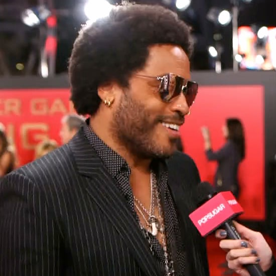Lenny Kravitz Quotes About Jennifer Lawrence | Video