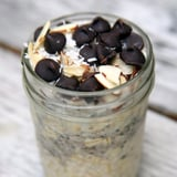 Coconut Chocolate Almond Overnight Oats