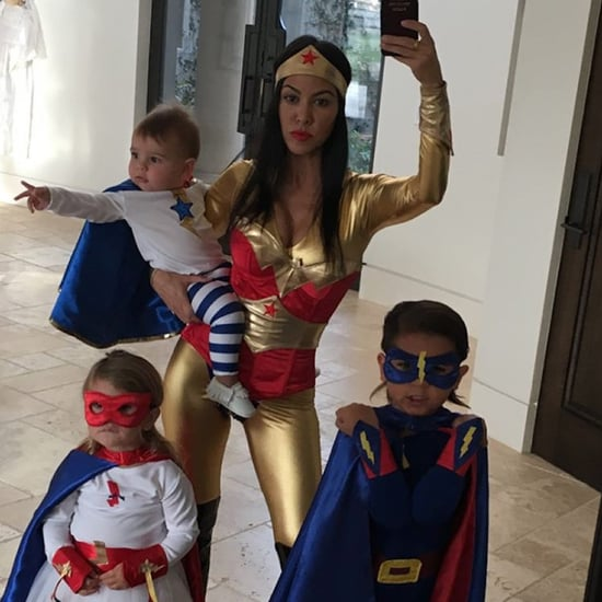 Celebrity Babies' First Halloween Costumes