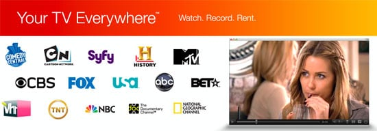 Dish Network Streaming TV to the Internet