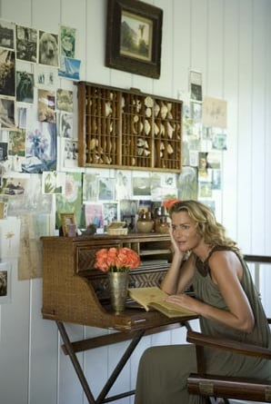Get the Look: India Hicks's Bahamas-Style Workspace