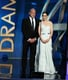 Breaking Bad's Dean Norris and Game of Thrones star Emilia Clarke presented an award together at the Emmys.
