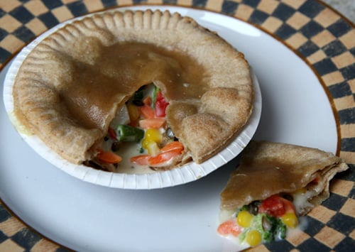 Food Review: Amy's Country Vegetable Pie