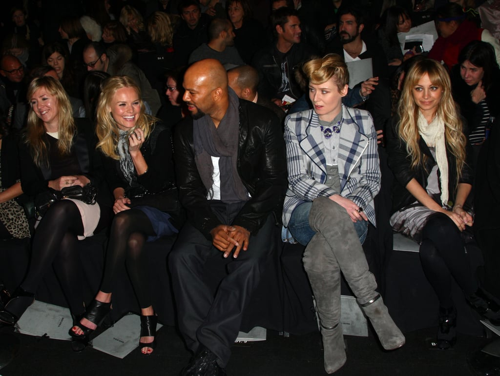 Kate Bosworth, Common, Roisin Murphy, Nicole Richie, Diesel