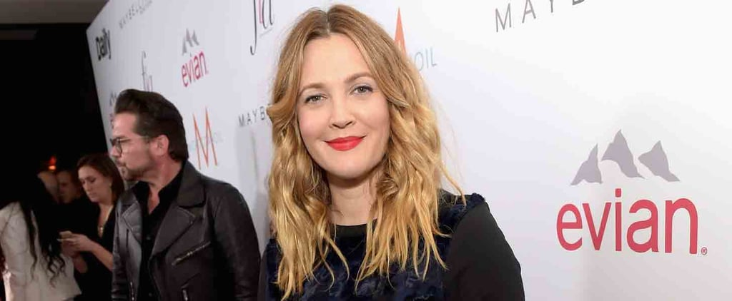 Drew Barrymore Probably Does What You Do Every Night