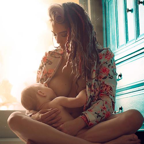 Why Breastfeeding Is Lazy