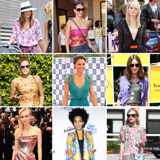 If Summer Style Had a Yearbook, These Would Be Our Celeb Superlatives