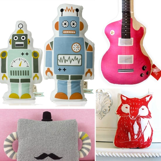 10 Supercool Throw Pillows For Your Kid's Room