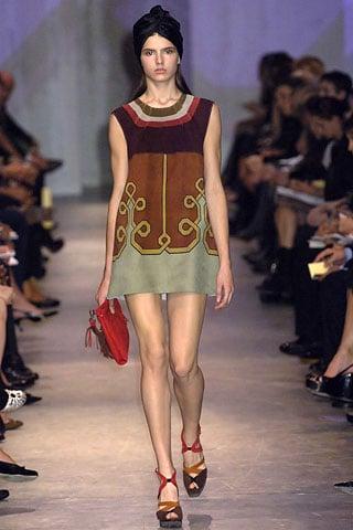 Prada at London Fashion Week
