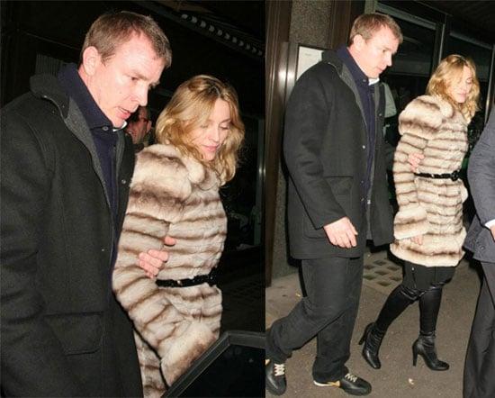 Madonna Designs for H&M