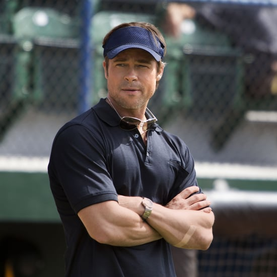 Moneyball Pictures of Brad Pitt