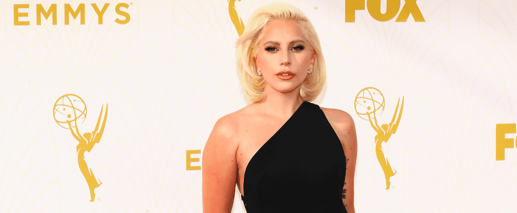 Lady Gaga Made Edgy Tattoos Look Absolutely Glam With a Gown