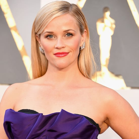 Reese Witherspoon and Tina Fey Matching at Oscars 2016