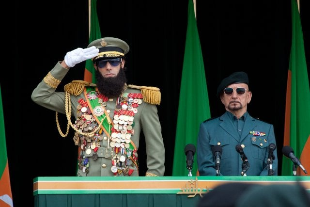 General Aladeen From The Dictator