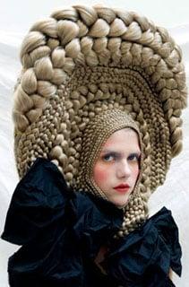 Cul De Sac and Studio Marisol Crazy Hair Series
