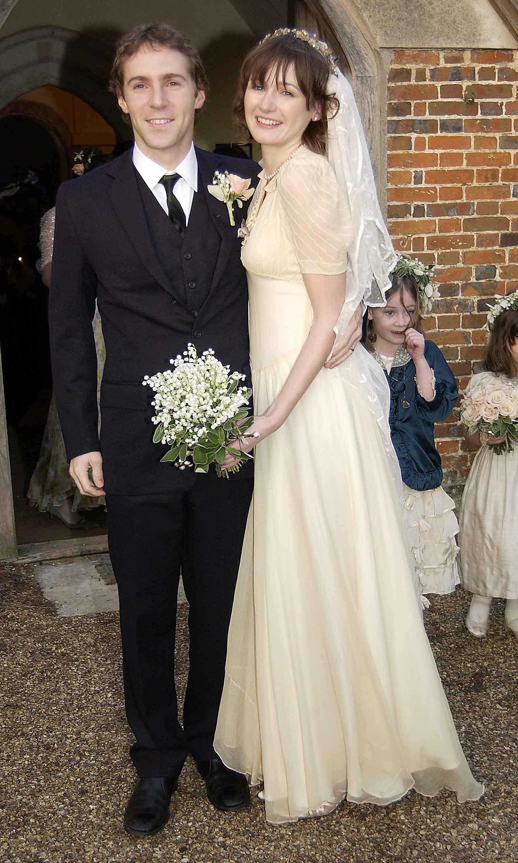 Emily Mortimer alessandro nivola wedding