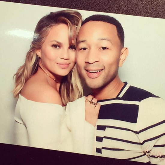 Chrissy Teigen's Baby Shower Pictures March 2016