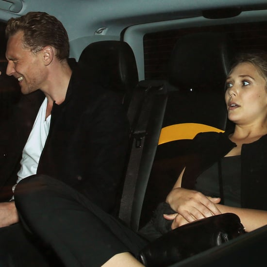 Elizabeth Olsen and Tom Hiddleston's London Date Night
