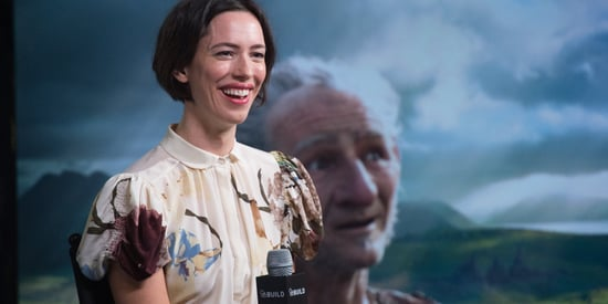 Rebecca Hall 'Blown Away' By Spielberg's Adaptation Of 'The BFG'