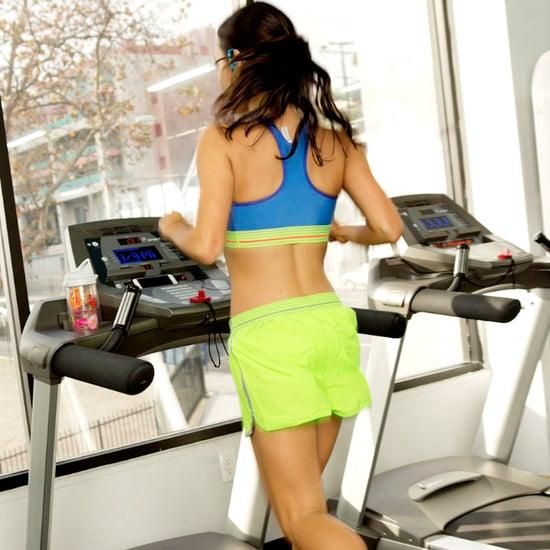Treadmill Fitness Class Workouts