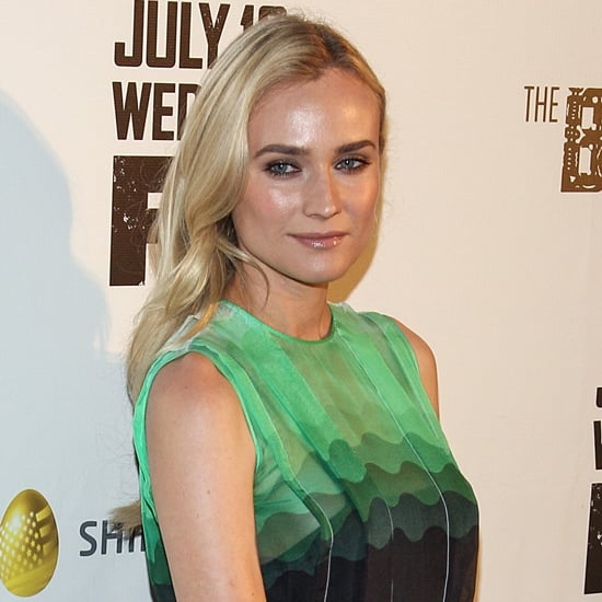 Was Diane Kruger Having an Off Year?