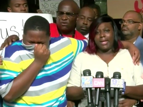 Family of Alton Sterling Speaks Out After Shooting by Baton Rouge Police: 'They Harassed Him and They Murdered Him'