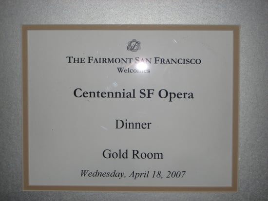 Stanlee's Visions Become Reality At The SF Opera Dinner