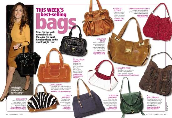 Incoming: Orange Bags!
