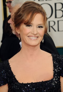 Melissa Leo Wins the Golden Globe For Best Supporting Actress in a Movie For The Fighter 2011-01-16 18:55:07