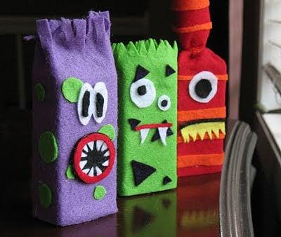 Juice Box Monsters