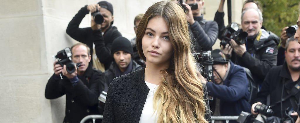25 Things to Know About Thylane Blondeau Before She Earns It Model Status