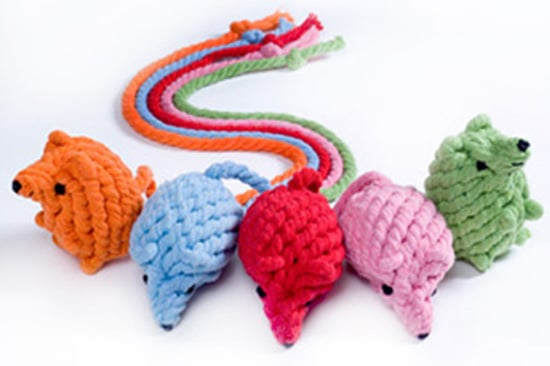 Pampered Pals: Organic Cotton Rope Toys For Dogs and Cats!