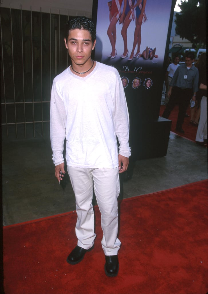 And What '90s Party Would Be Complete Without Wilmer Valderrama?