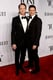 Neil Patrick Harris and David Burtka stayed close to one another.