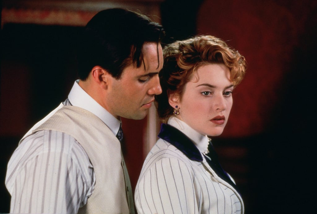 Billy Zane and Kate Winslet in Titanic.