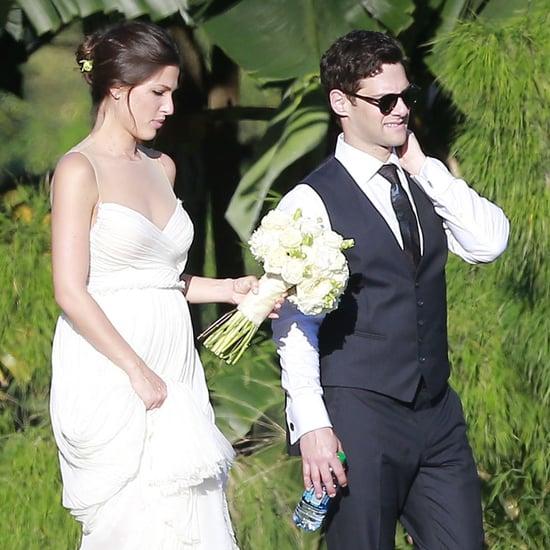Justin Bartha Marries Lia Smith