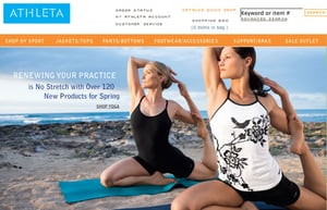 Athleta: Beautiful Clothes for the Activities You Love
