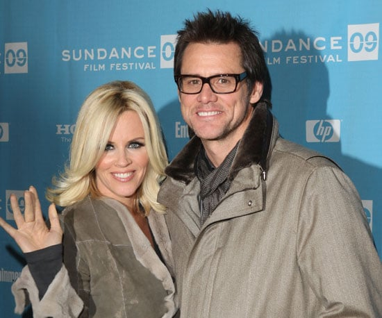 Then-couple Jenny McCarthy and Jim Carrey both came out for his I Love You, Phillip Morris in 2009.