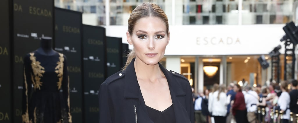 Olivia Palermo Wears the Summer Look For All-Black-Outfit Enthusiasts