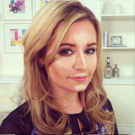 How To Highlight And Contour With Makeup And The Best Products To Use