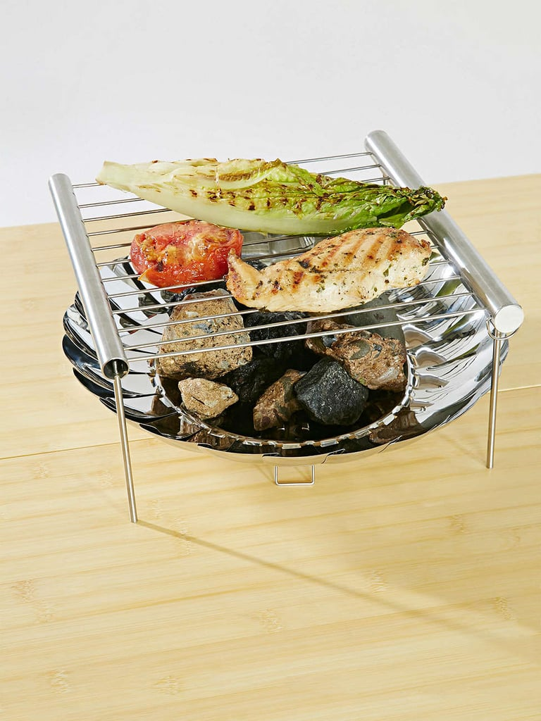 Sand-Free Grilling