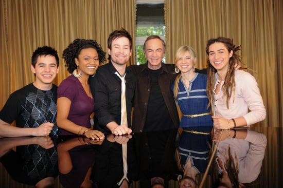 American Idol Recap: The Top Five Sing Neil Diamond