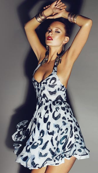Kate Moss for TopShop Summer '09